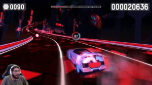 Night of Fire –  Riff Racer First Time