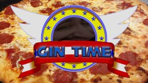PIZZA TIME? MORE LIKE SONIC TIME!